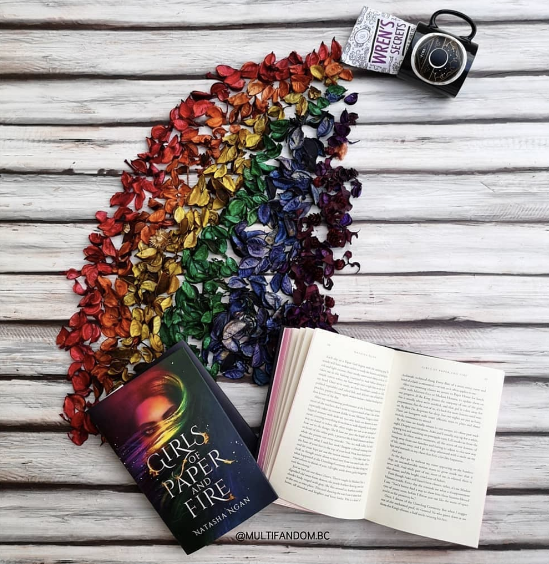 Girls of Paper and Fire Readalong: Day 7