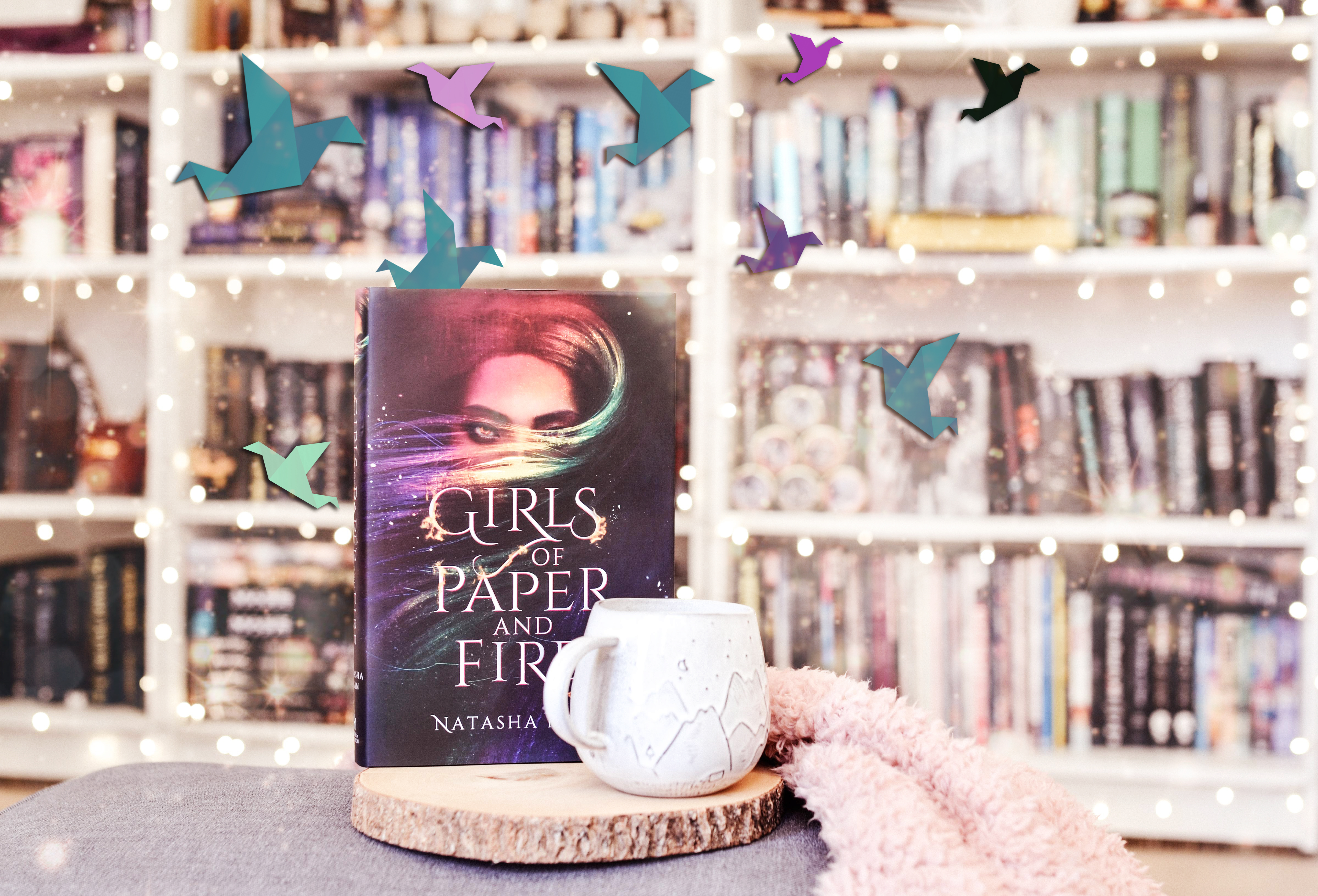 Girls of Paper and Fire Readalong: Day 3