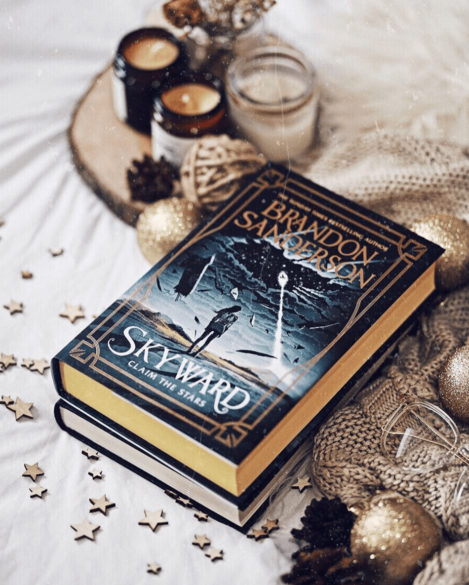 Skyward Readalong: Day 1
