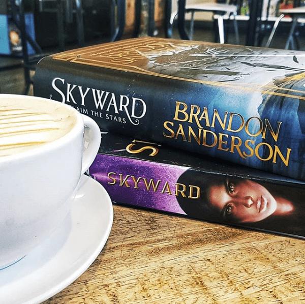 Skyward Readalong: Day 4