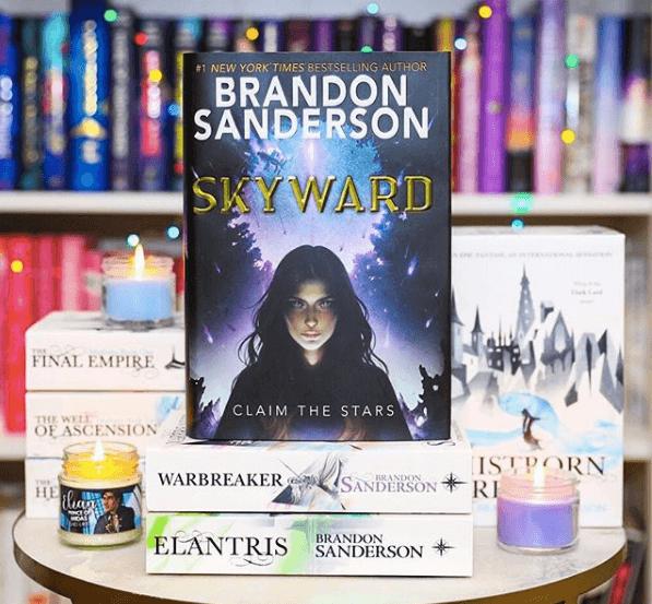 Skyward Readalong: Day 5