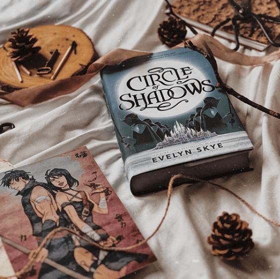 Circle of Shadows Readalong: Day 7