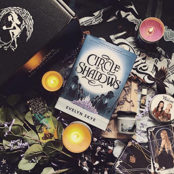Circle of Shadows Readalong: Day 2