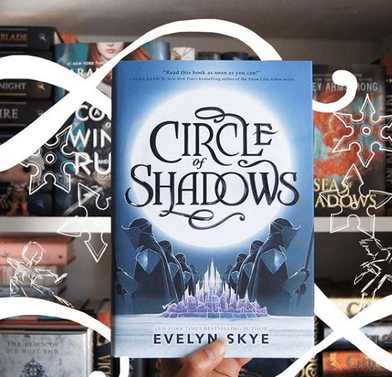 Circle of Shadows Readalong: Day 5