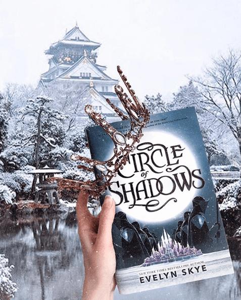 Circle of Shadows Readalong: Day 3