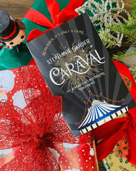 Caraval Readalong: Day 3