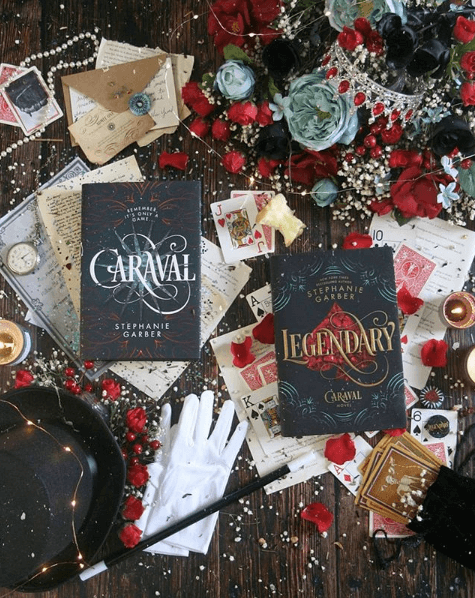 Caraval Readalong: Day 4