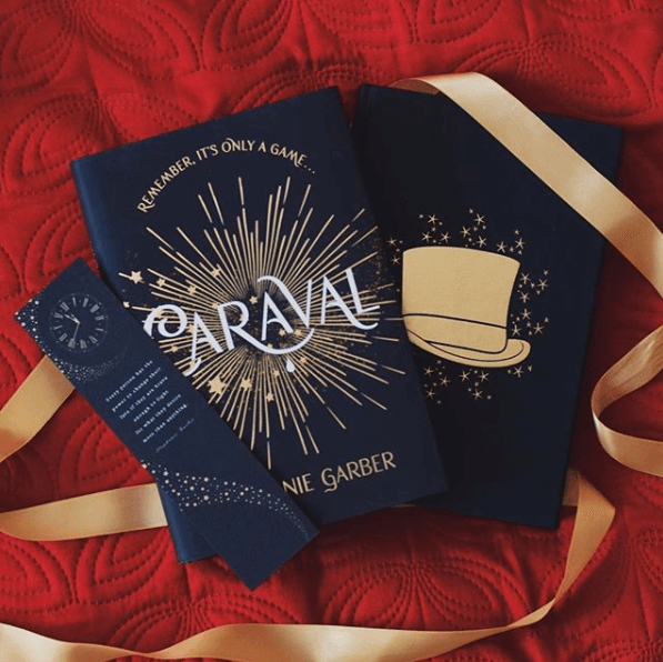 Caraval Readalong: Day 1