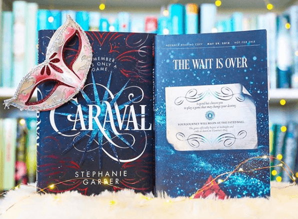 Caraval Readalong: Day 5