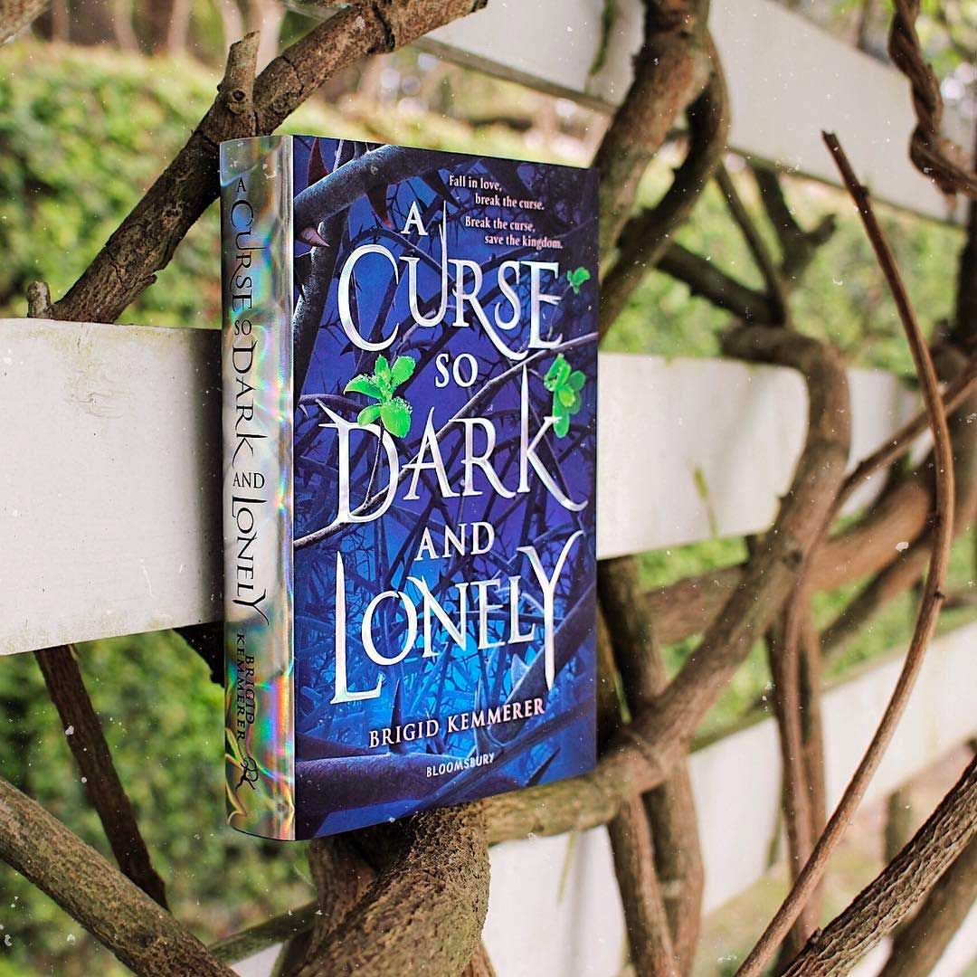 A Curse So Dark And Lonely Readalong: Day 3