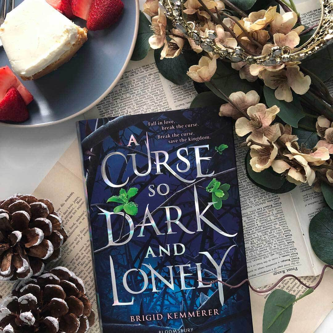 A Curse So Dark And Lonely Readalong: Day 4