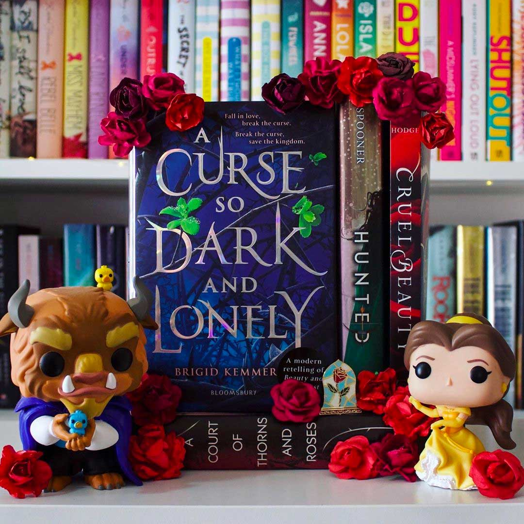 A Curse So Dark And Lonely Readalong: Day 5