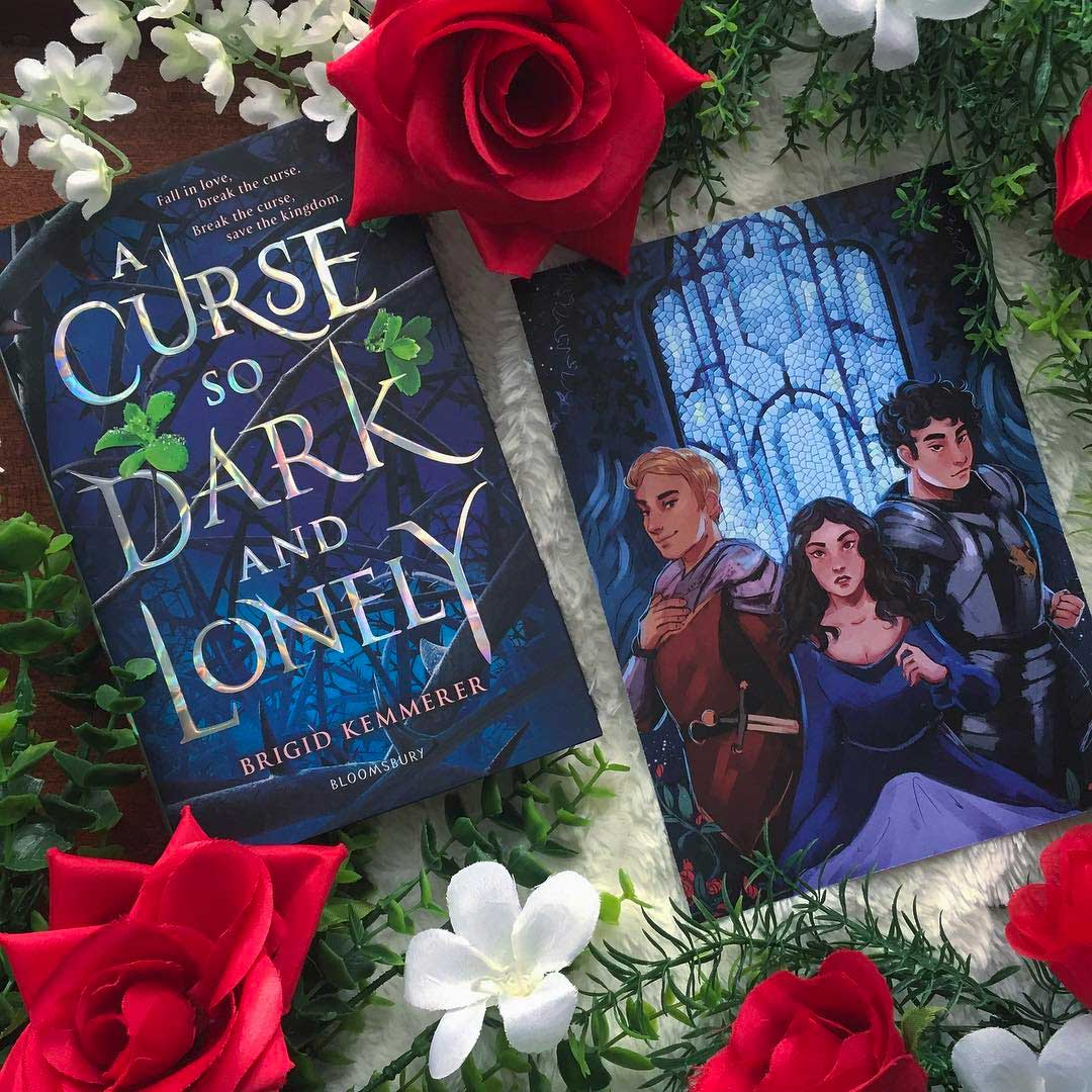 A Curse So Dark And Lonely Readalong: Day 2
