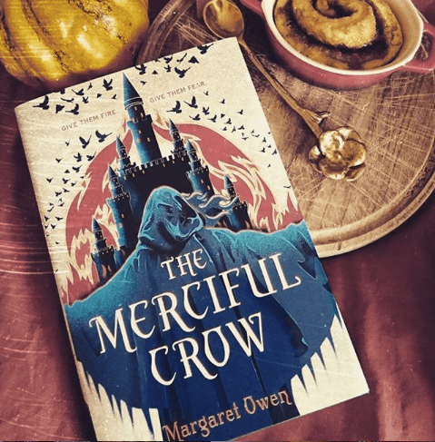 The Merciful Crow Readalong: Day 4