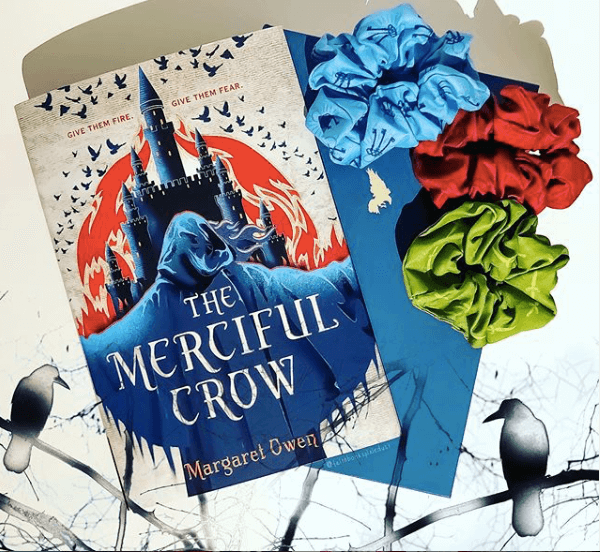 The Merciful Crow Readalong: Day 5