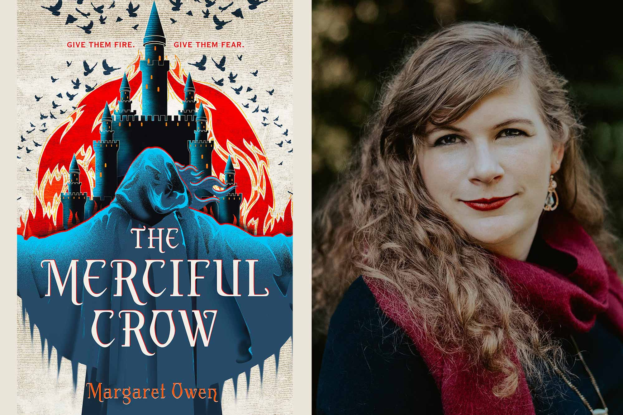 Margaret Owen on The Merciful Crow