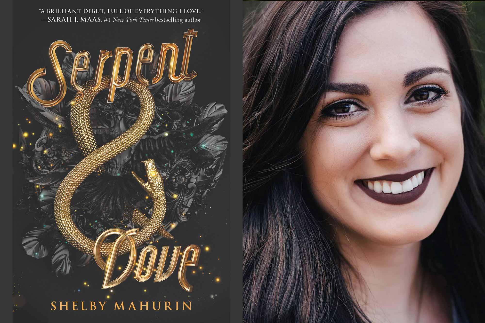 Shelby Mahurin on Serpent & Dove