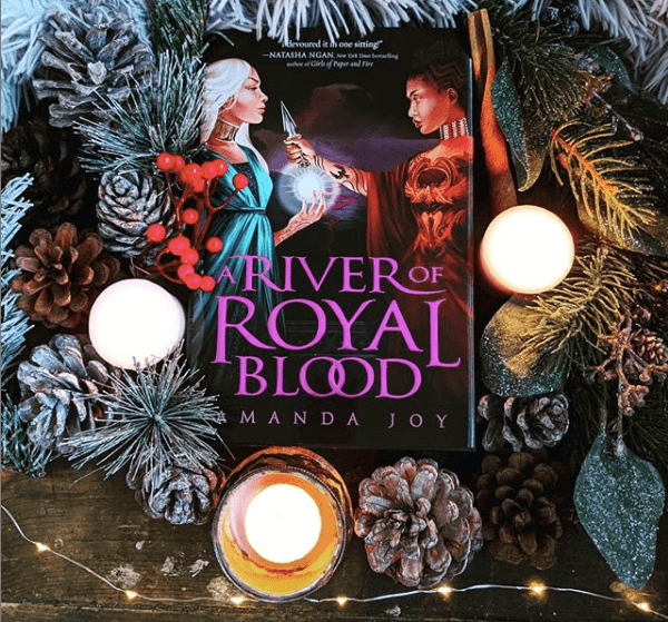 A River of Royal Blood Readalong: Schedule