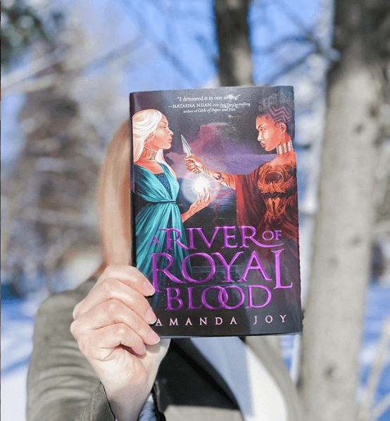 A River of Royal Blood Readalong: Day 1