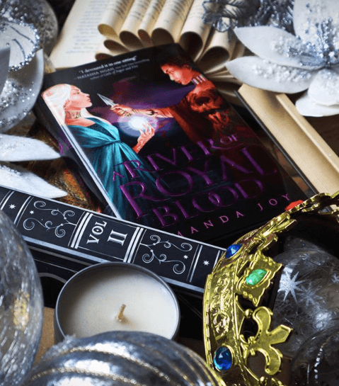 A River of Royal Blood Readalong: Day 4