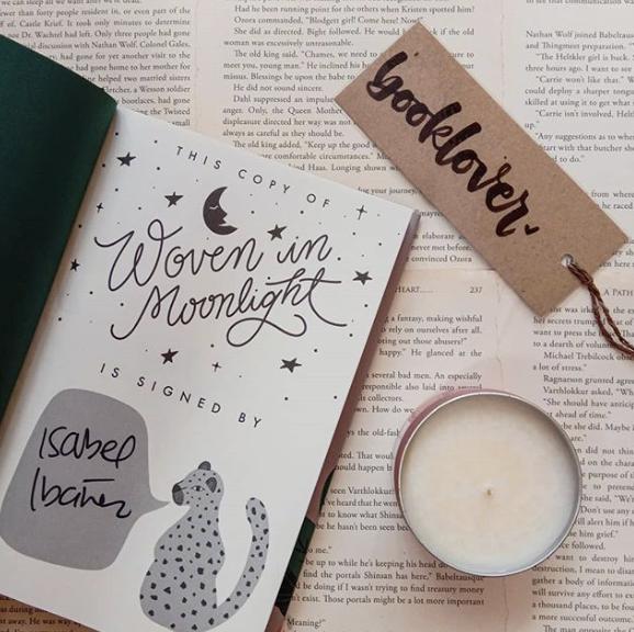 Woven In Moonlight Readalong: Day 3
