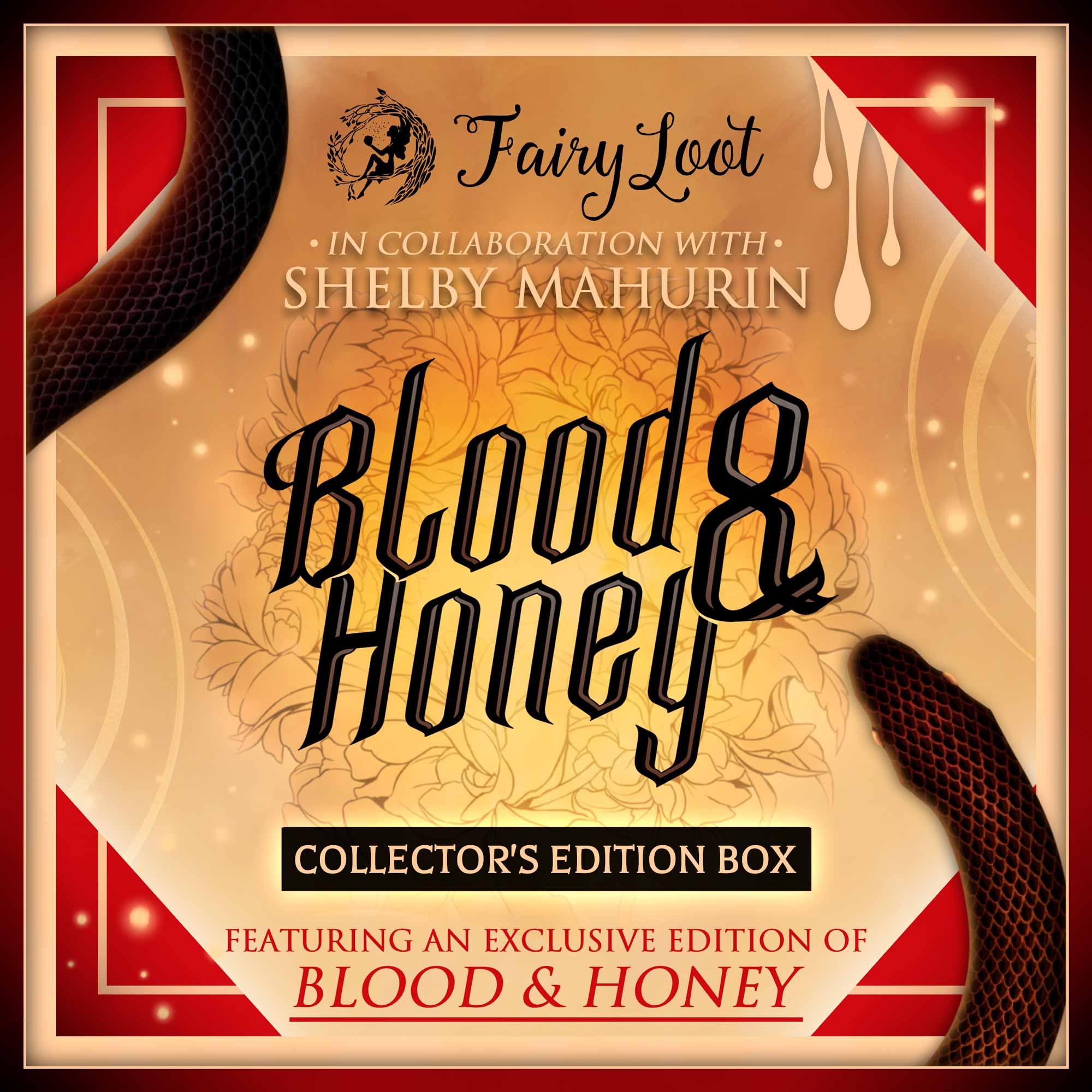THE BLOOD & HONEY BOX