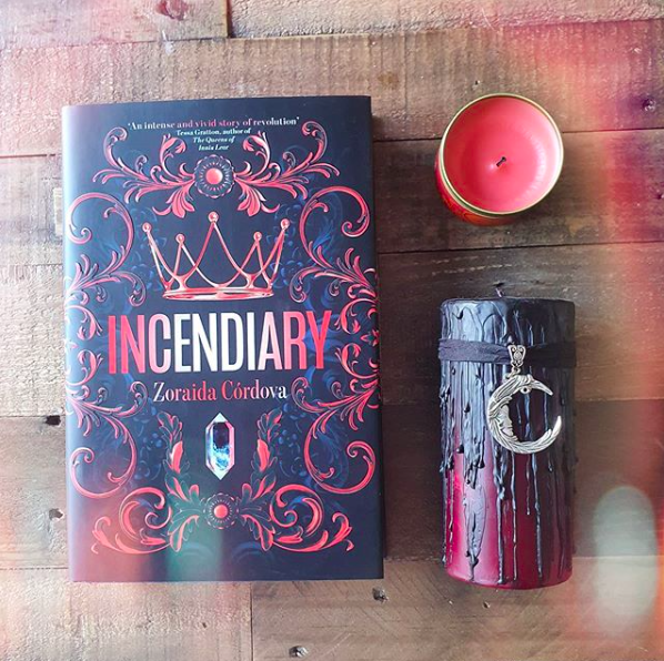 Incendiary Readalong: Day 2