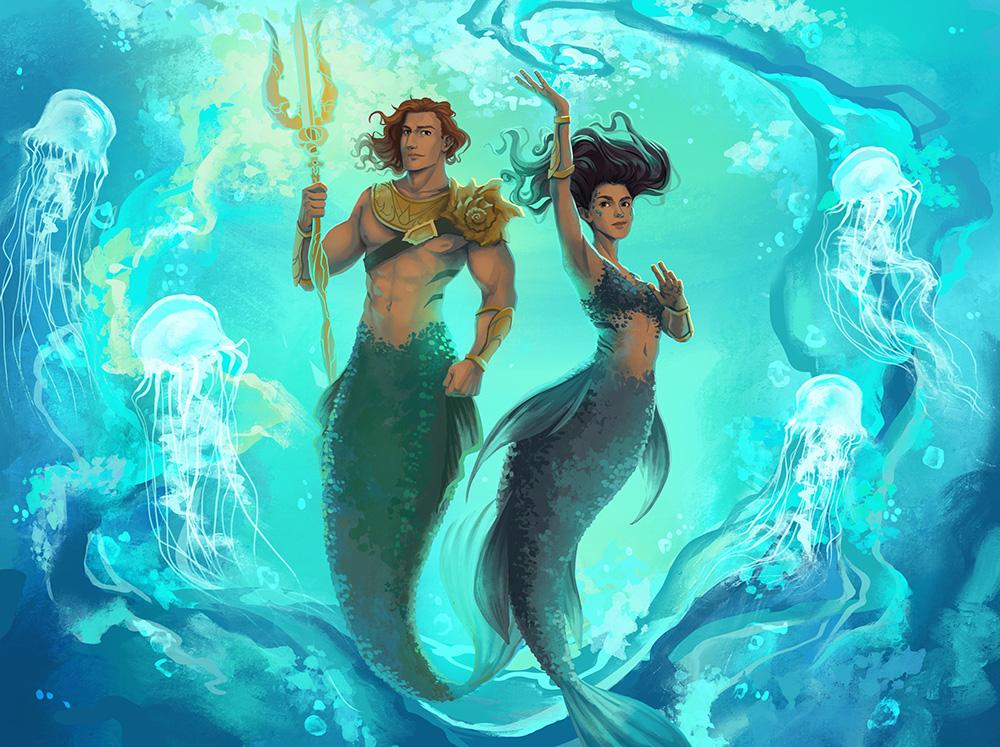 FairyLoot September 2020 Theme Under the sea