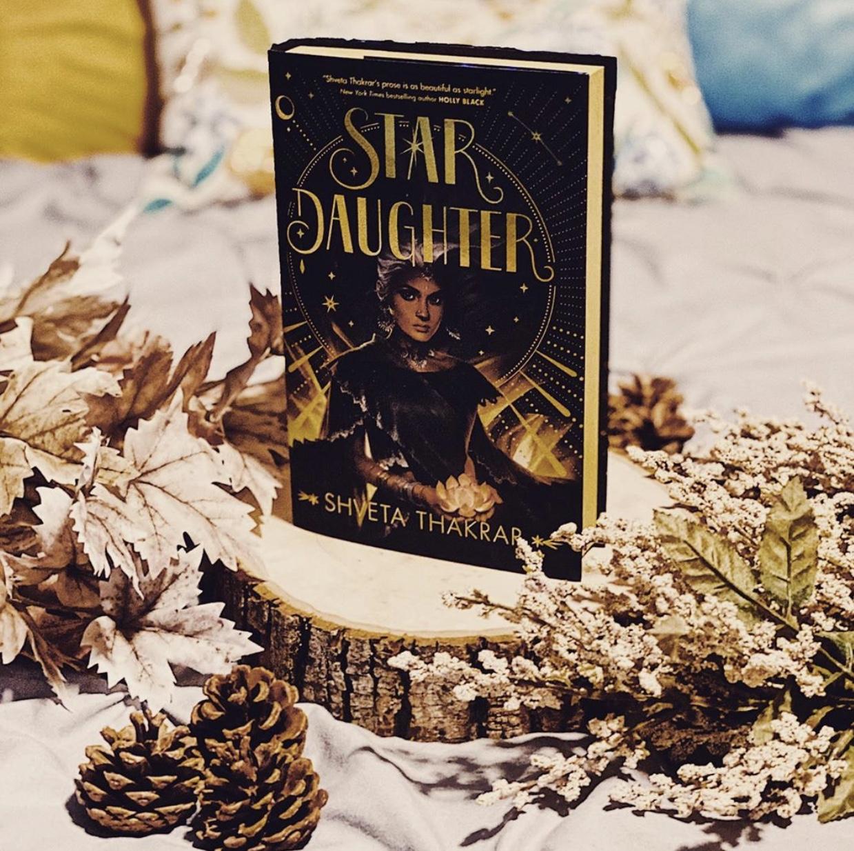 Star Daughter Readalong: Day 1