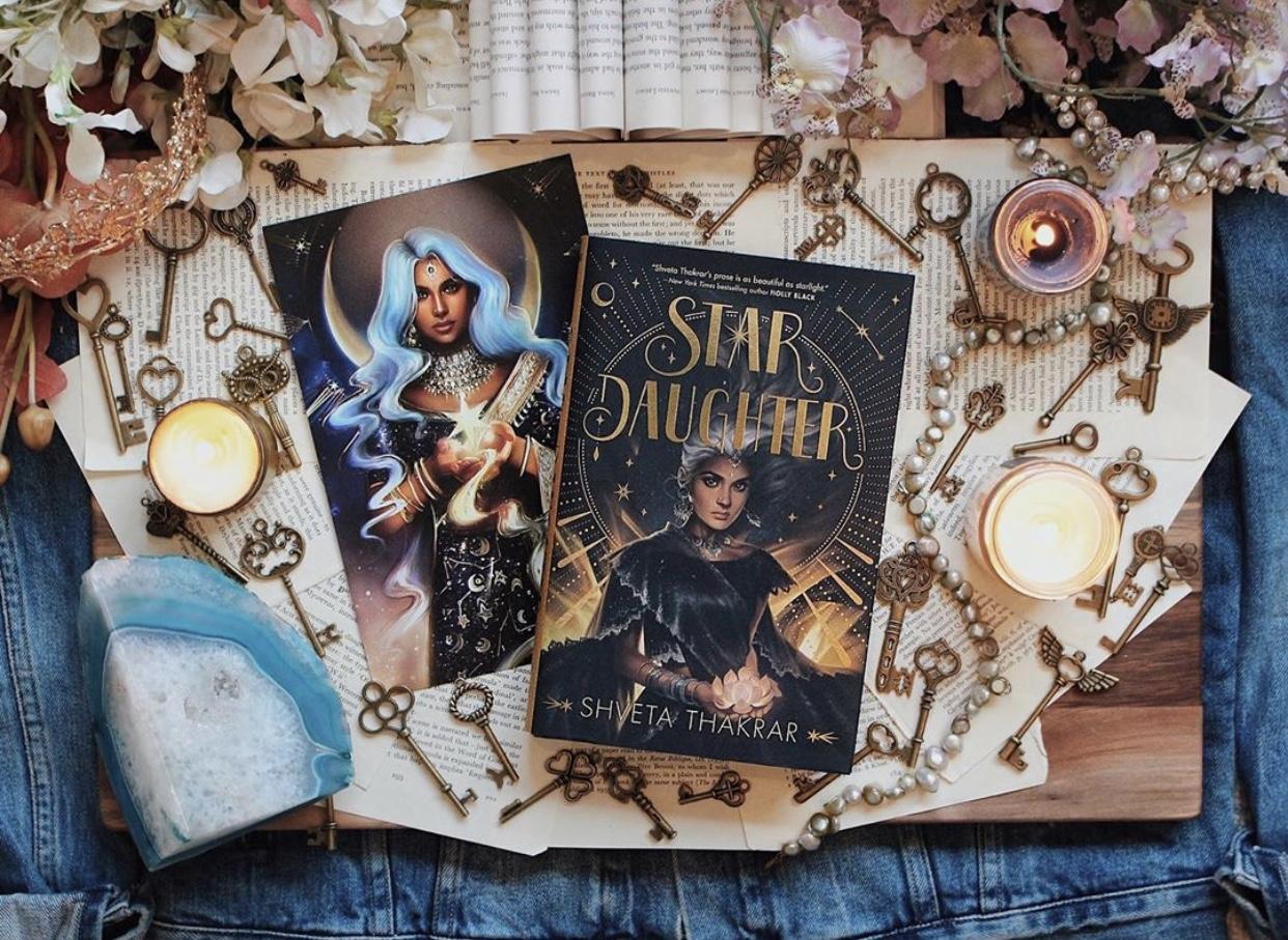 Star Daughter Readalong: Day 2