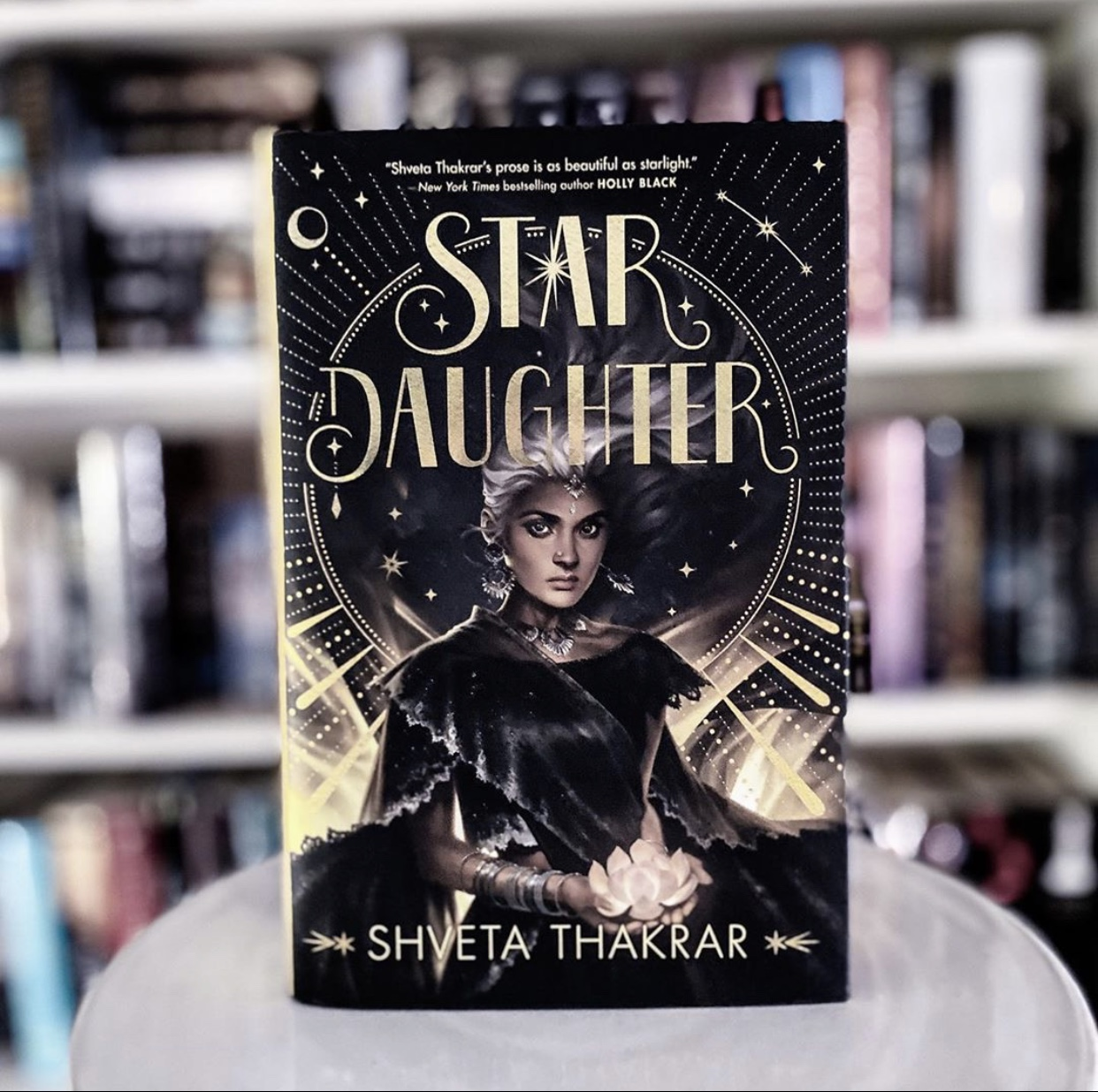Star Daughter Readalong: Day 4