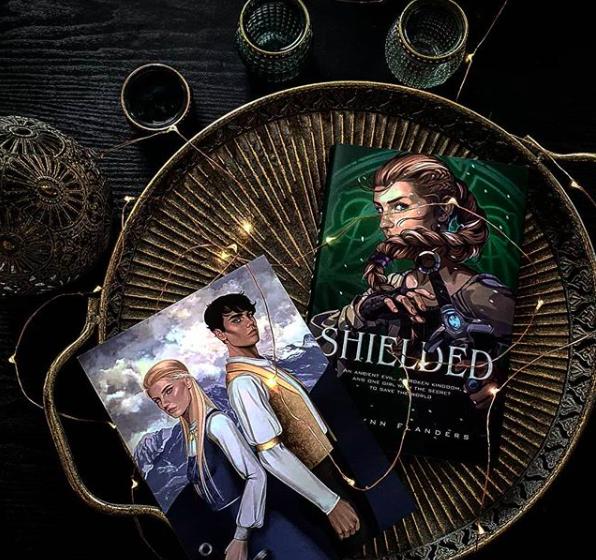 Shielded Readalong: Day 2