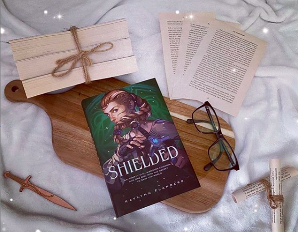 Shielded Readalong: Day 4