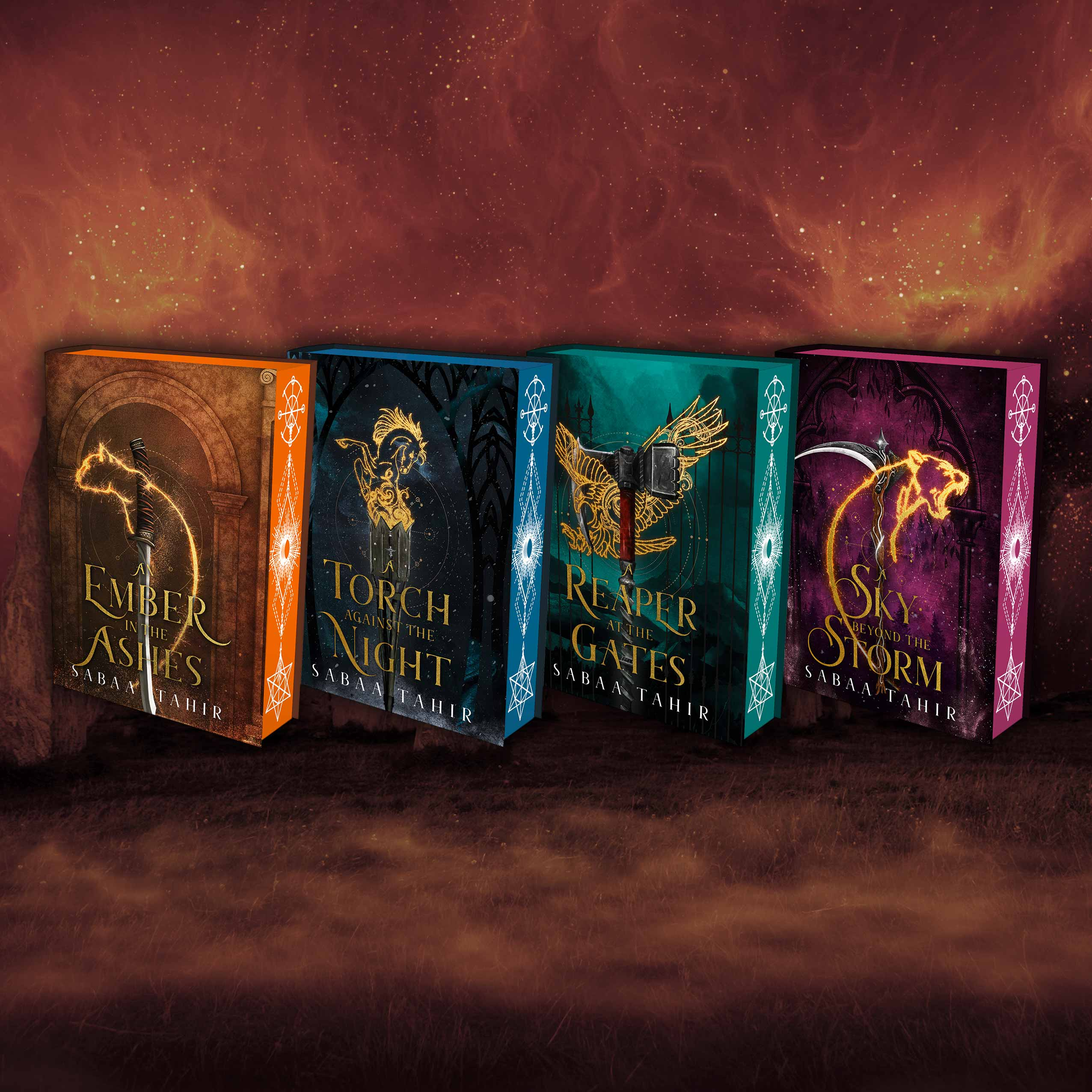 An Ember in the Ashes DELUXE SET – Community