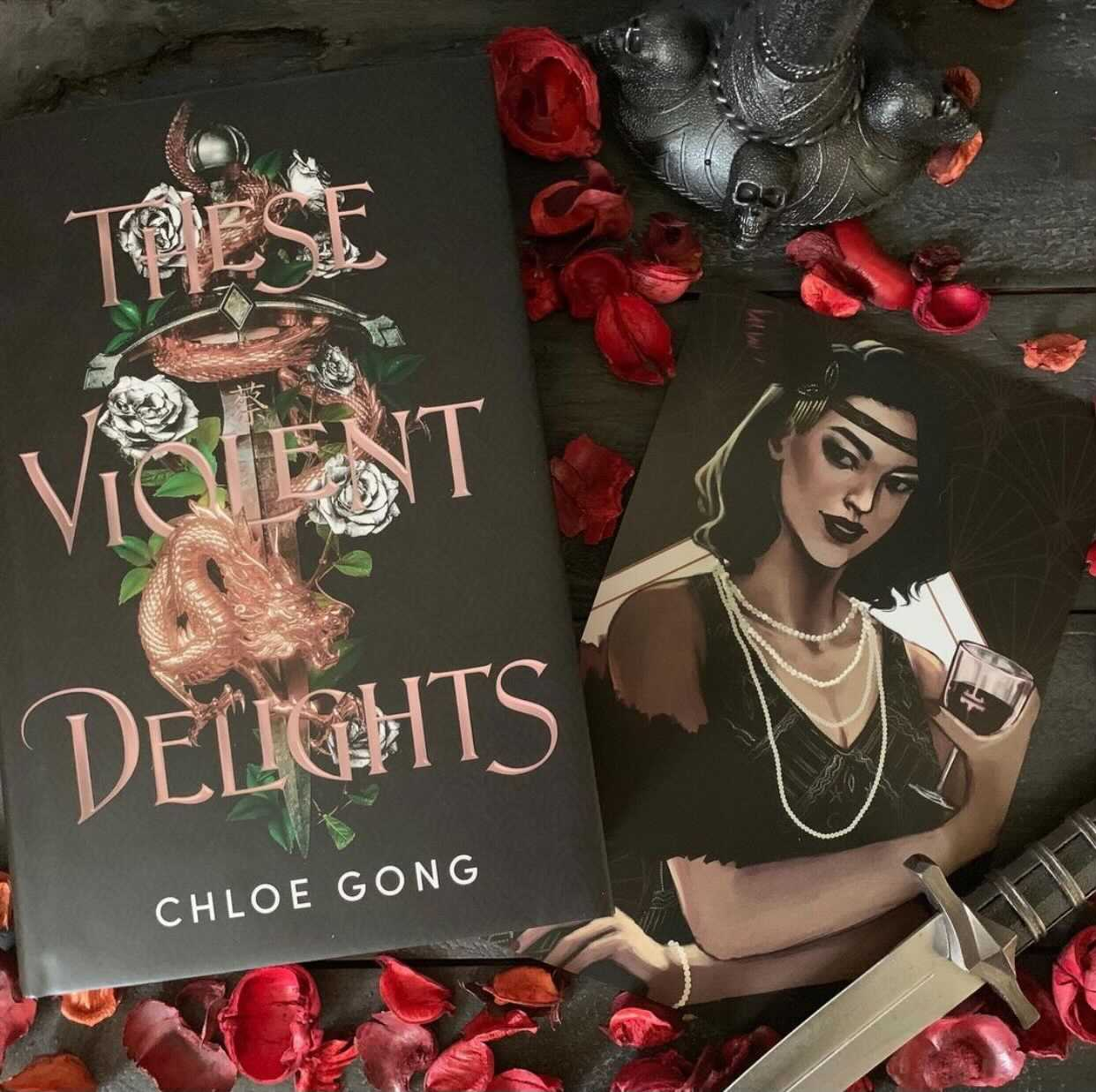 These Violent Delights Readalong Schedule!