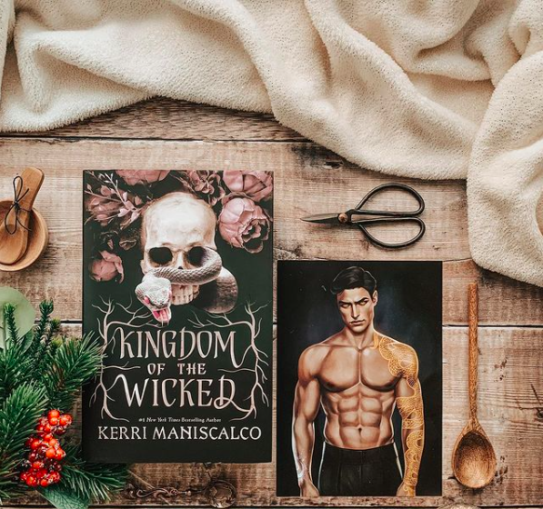 Kingdom of the Wicked Readalong: Day 1