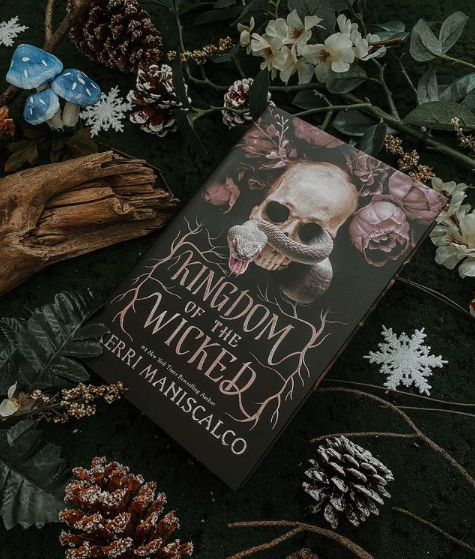 Kingdom of the Wicked Readalong: Day 2