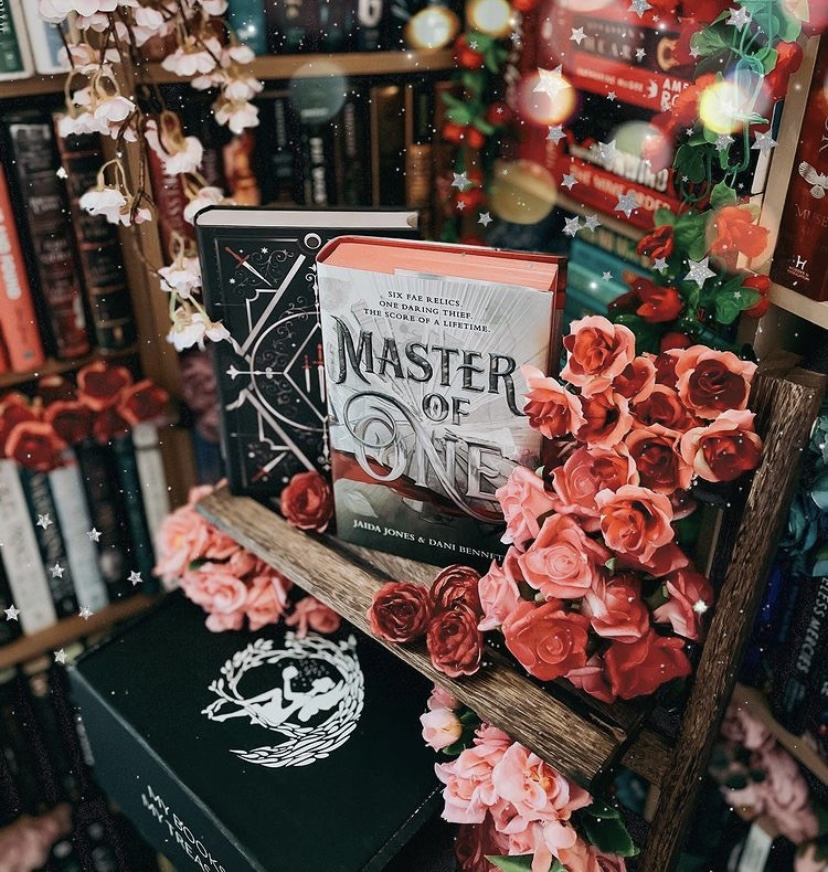 Master of One Readalong Schedule!