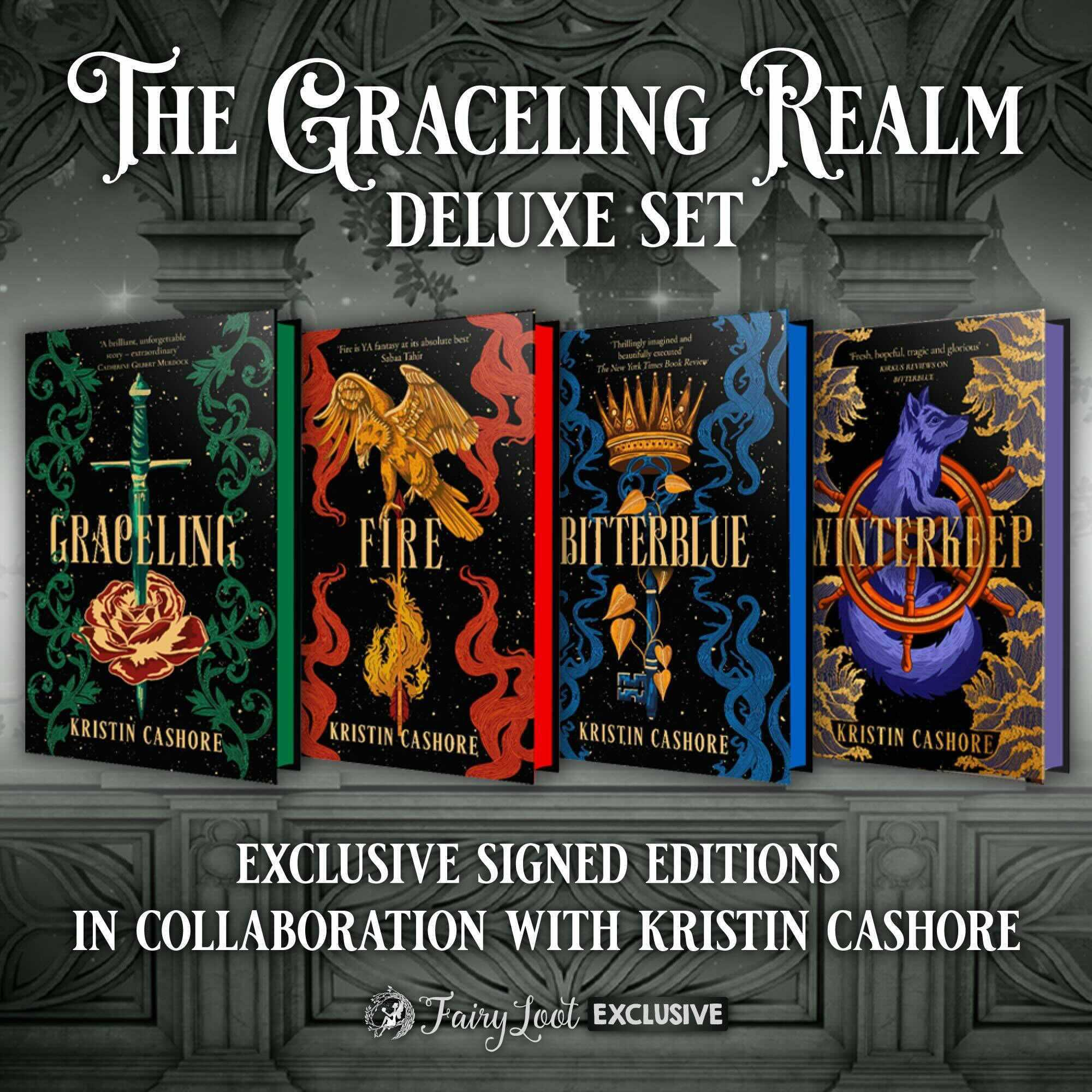 The Graceling Realm DELUXE SET