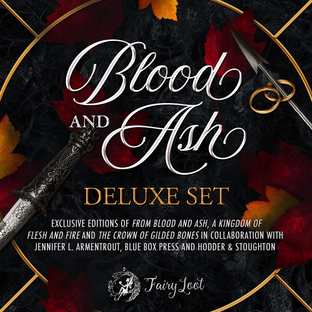 Blood and Ash DELUXE SET