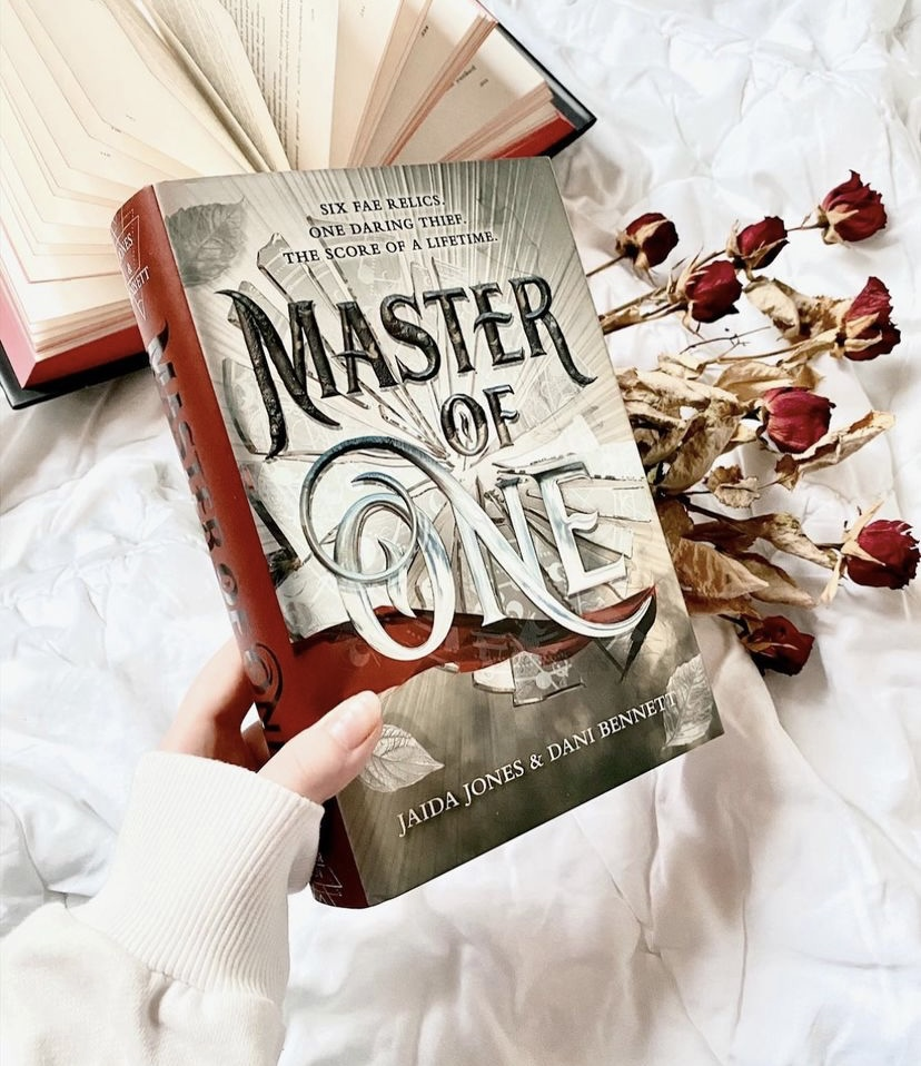 Master of One Readalong: Day 2