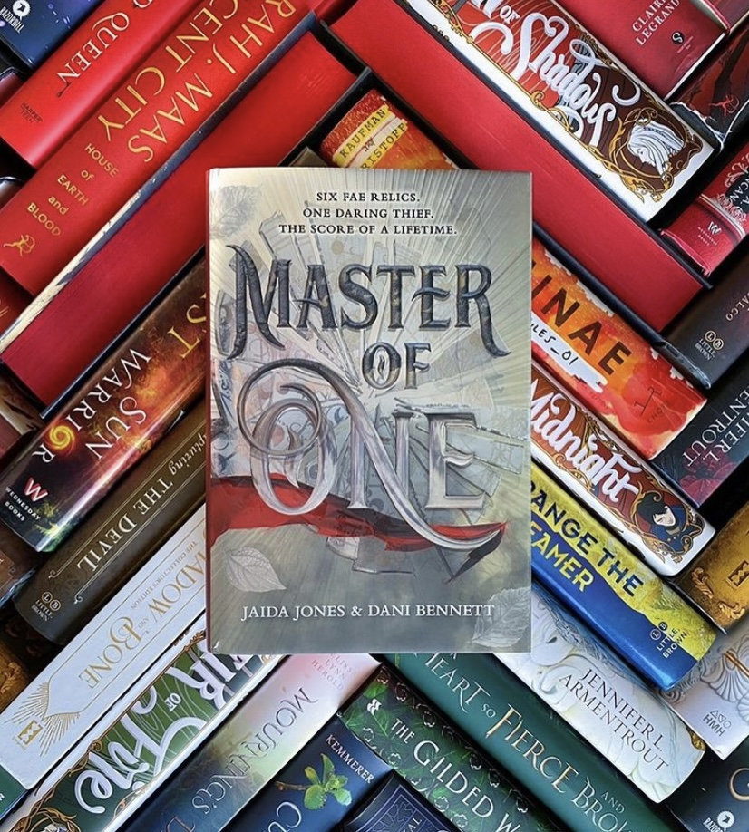 Master of One Readalong: Day 5
