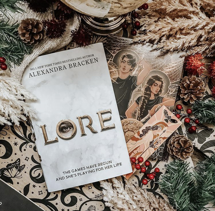 Lore Readalong Day 4!