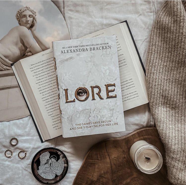 Lore Readalong Day 5!