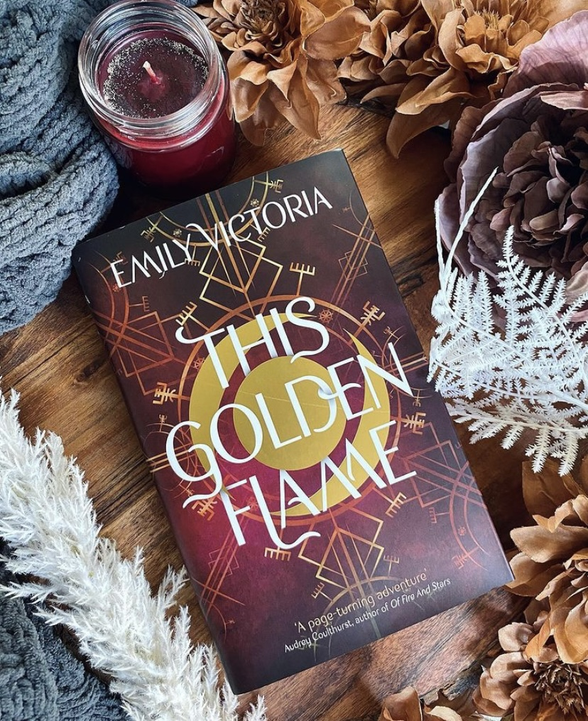This Golden Flame Readalong Schedule!
