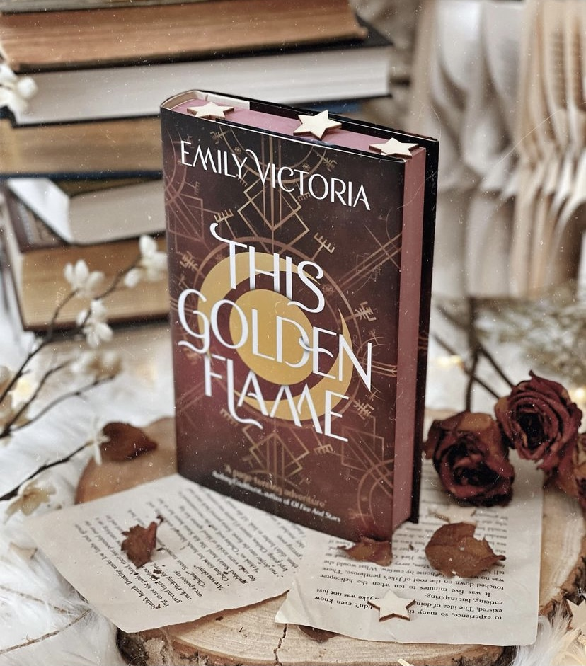 This Golden Flame Readalong: Day 1!