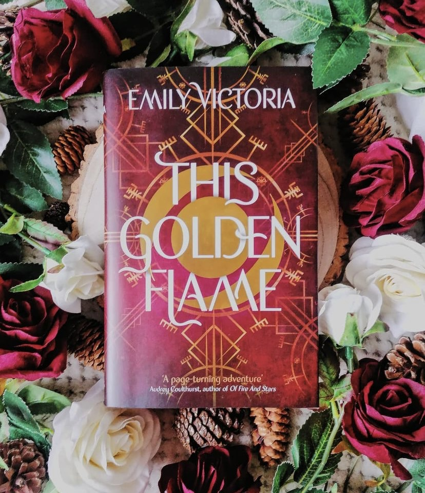 This Golden Flame Readalong: Day 2!
