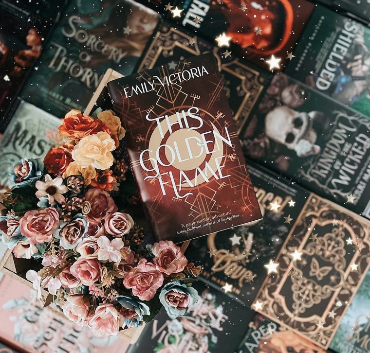 This Golden Flame Readalong: Day 5!