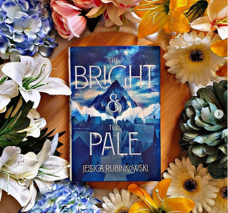 The Bright and The Pale Readalong Schedule