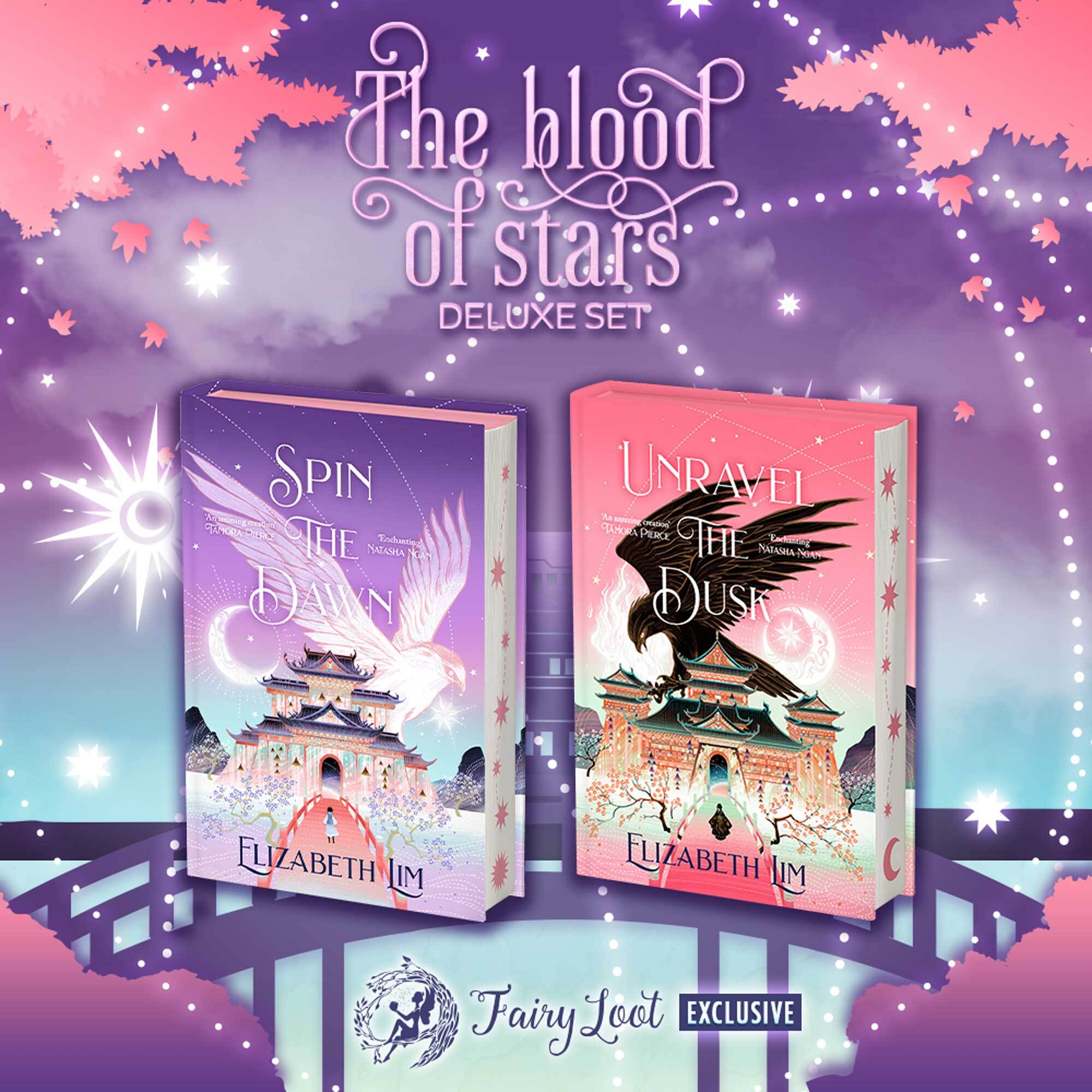 The Blood of Stars DELUXE SET